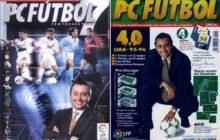 El PC Fútbol,  el primer gran manager de fútbol