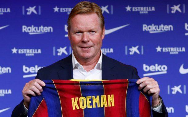 El nuevo Barcelona de Ronald Koeman