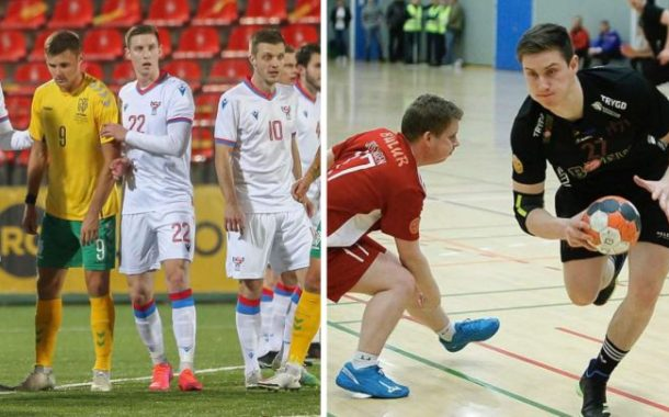 From professional handball player to international, the things of the 2020