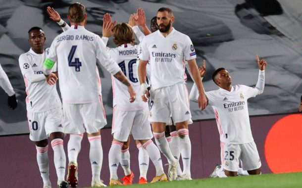 Is Real Madrid the favorite to win the Champions League?