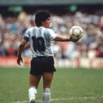 """God"" Armando Maradona, the best player in the history"