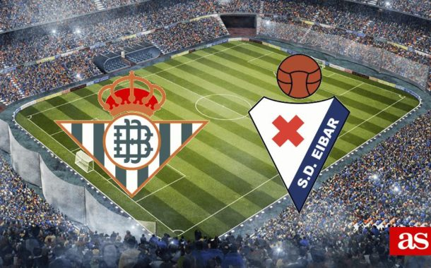 Eibar undefeated 5 matches against Betis