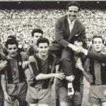 Helenio Herrera, einer der besten Trainer der Geschichte