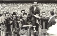 Helenio Herrera, uno de los mejores entrenadores de la historia