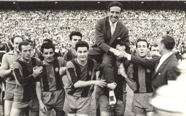 Helenio Herrera, one of the best coaches in history