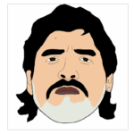 Diego Maradona is a legend in video games