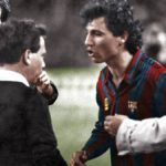 Stoichkov was suspended six months for a pisotón