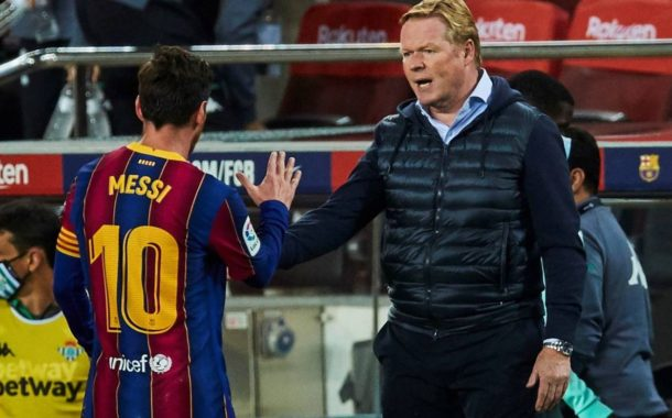 Koeman's Barcelona metamorphosis makes him the top favorite to win La Liga