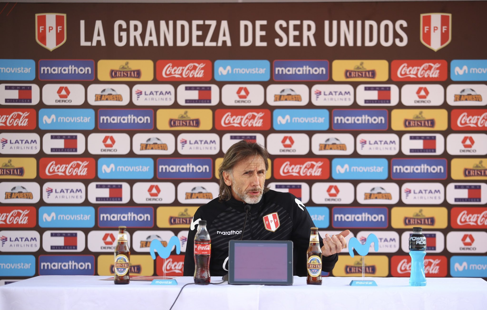 Schedules and where to see the Peruvian national team this summer