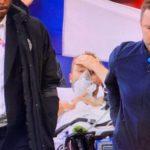 La imagen que da esperanza sobre el estado de salud de Cristian Eriksen