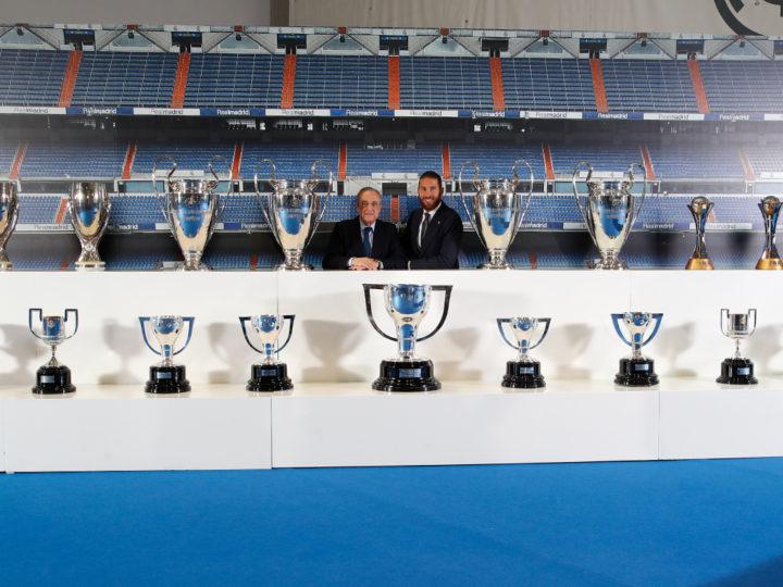 die Gründe, nach Sergio Ramos, nach seinem Abgang von Real Madrid