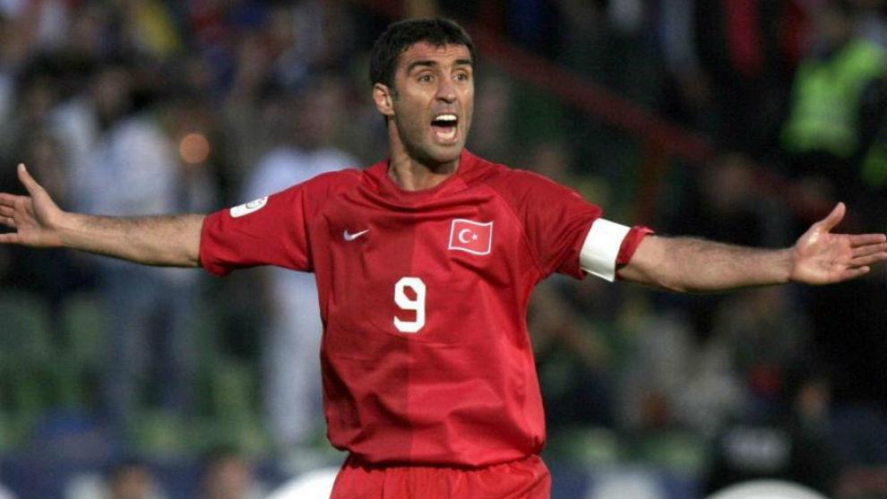 Los mejores jugadores de la historia de Turquía