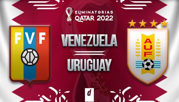 Uruguay teme el ataque del fútbol ofensivo de Venezuela