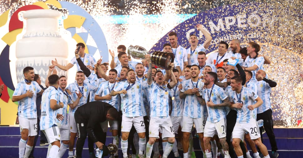 Copa America, in recent 10 years: lots of parity and several different champions