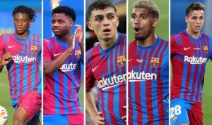 Barça youth