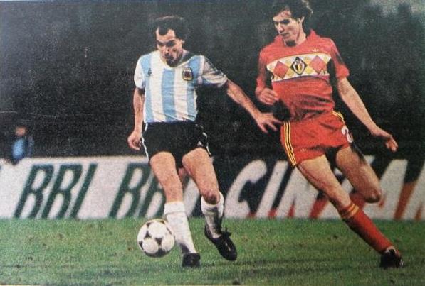 mejores jugadores de la historia de Argentina