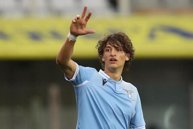 Mussolini's great-grandson arrives in Serie A