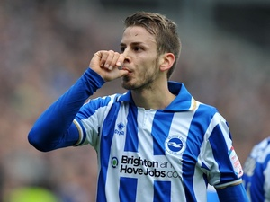 Andrea Orlandi, in Brighton and Hove Albion, the other Spanish