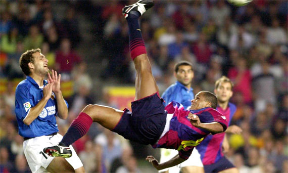 The great Chilean Rivaldo