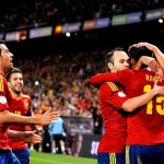Spain ties with Finland and thickens the pass to the World Cup in Brazil