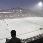 Costa Rica asked to repeat the football game-snow held in United States